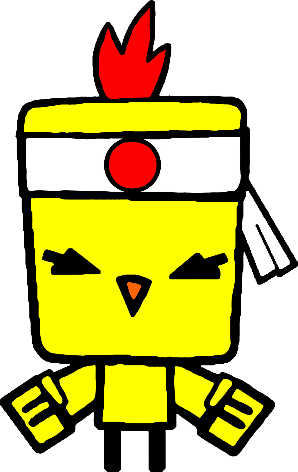 Meet Karachi, our mascot for the 2014 Summer Camp taking place from 5-8October